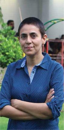 Dr. Nandita Chakraborty