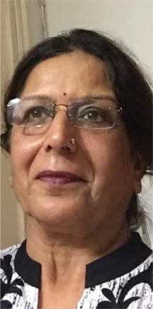 Madhu Mehrotra