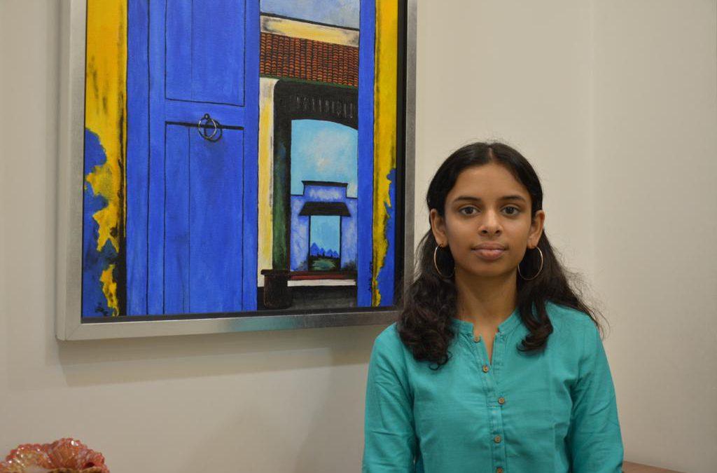 Art & Impact by Anhiti Mandal